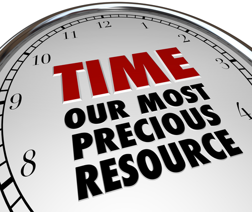 Time our Most Precious Resource